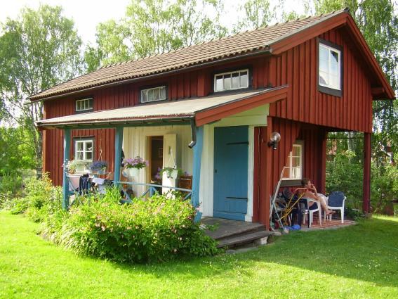 Schwedisches Holzhaus pieck